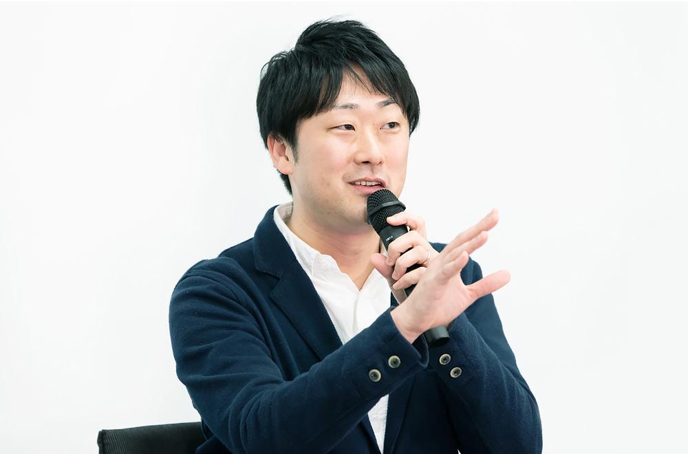 福田幸介氏