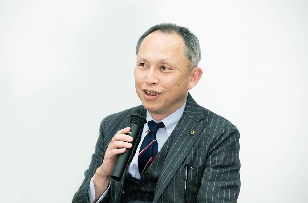 松本幸太郎氏